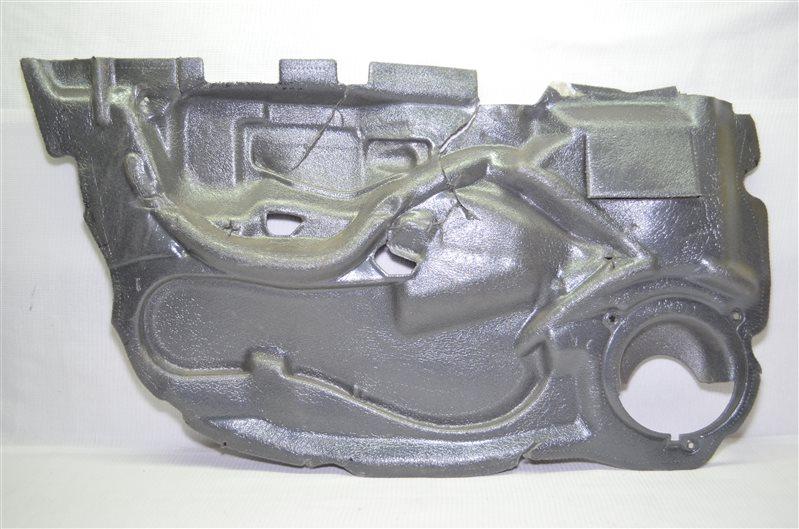 Шумоизоляция двери Mercedes C180 W203 1.8 KOMPRESSOR M271.946 2004 передняя левая (б/у)