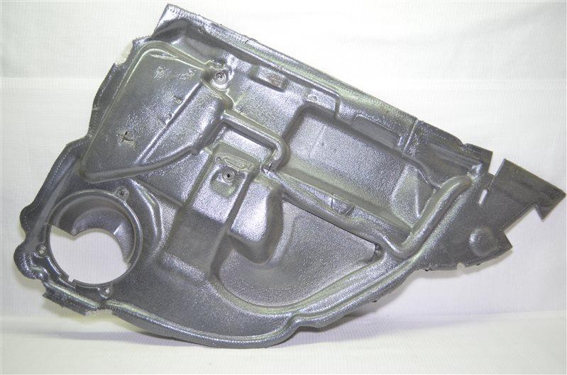 Шумоизоляция двери Mercedes C180 W203 1.8 KOMPRESSOR M271.946 2004 задняя правая (б/у)