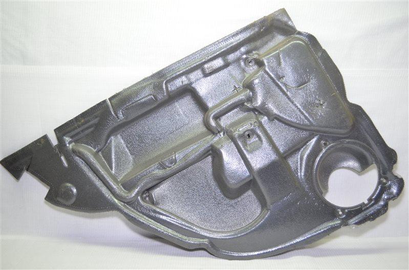 Шумоизоляция двери Mercedes C180 W203 1.8 KOMPRESSOR M271.946 2004 задняя левая (б/у)