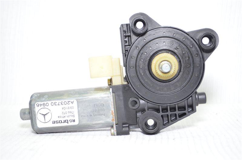 Моторчик стеклоподъемника Mercedes C180 W203 1.8 KOMPRESSOR M271.946 2004 (б/у)