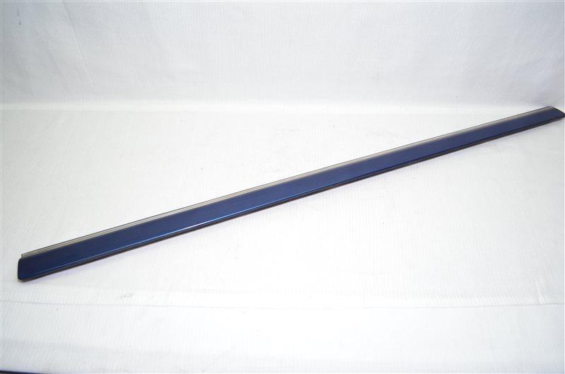 Молдинг двери Mercedes C180 W203 1.8 KOMPRESSOR M271.946 2004 передний правый (б/у)