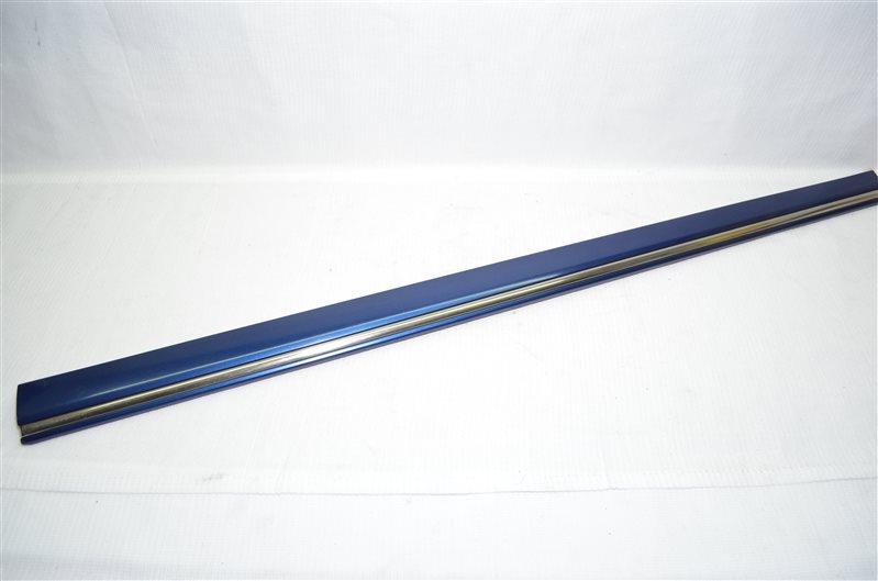 Молдинг двери Mercedes C180 W203 1.8 KOMPRESSOR M271.946 2004 передний левый (б/у)