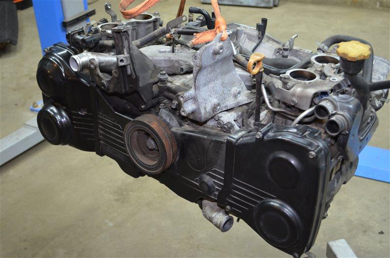 Двигатель Subaru Legacy EJ20 (б/у)