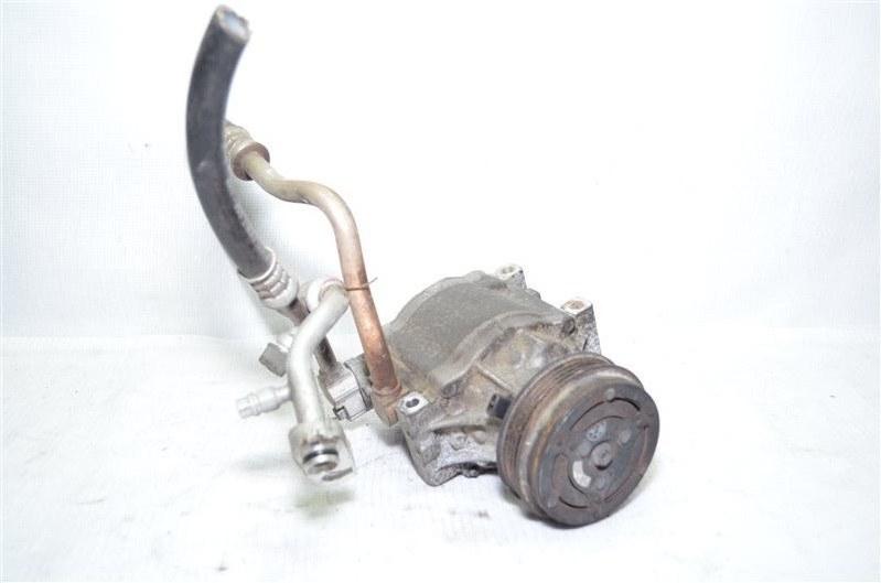 Компрессор кондиционера Subaru Legacy EJ20X (б/у)
