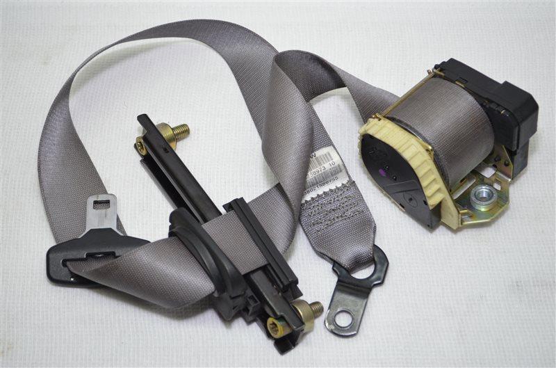 Ремень безопасности Bmw X5 E53 3.0 M54B30 2003 левый (б/у)