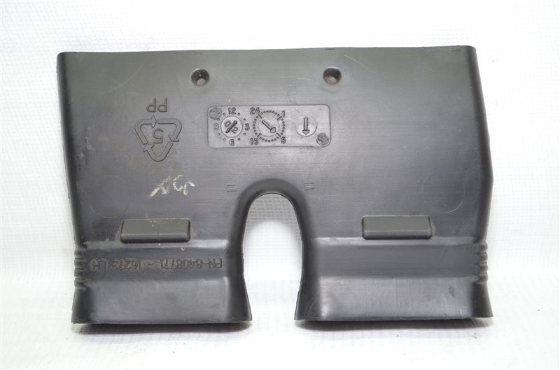 Воздуховод Bmw X5 E53 3.0 M54B30 2003 левый (б/у)