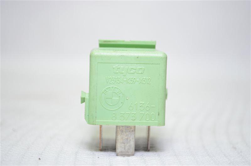 Реле с замыкающим контактом Bmw X5 E53 3.0 M54B30 2003 (б/у)