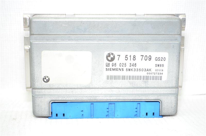 Блок управления акпп Bmw X5 E53 3.0 M54B30 2003 (б/у)