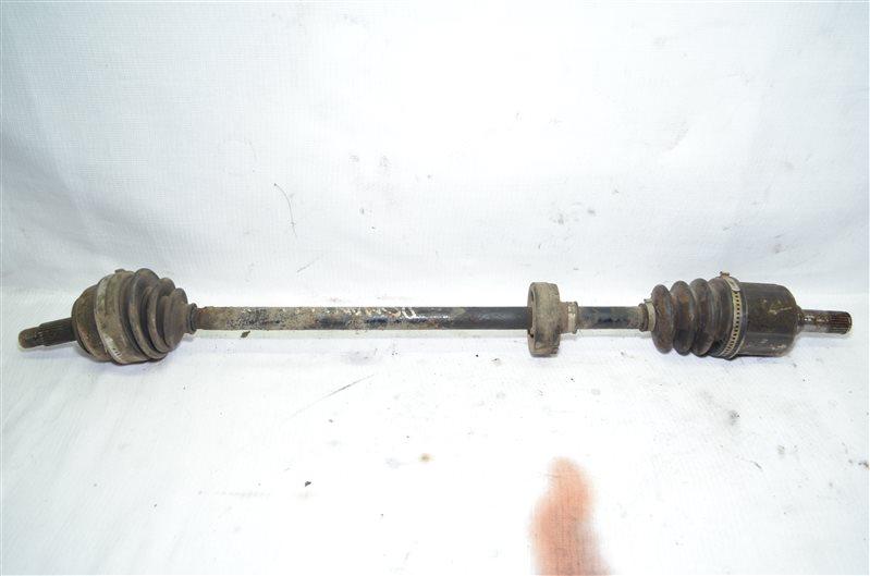 Привод Honda Civic 1.4 2001 передний правый (б/у)