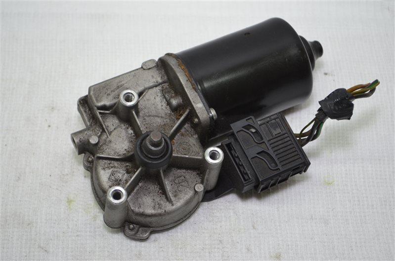Моторчик стеклоочистителя Bmw X5 E53 3.0 M54B30 2003 передний (б/у)