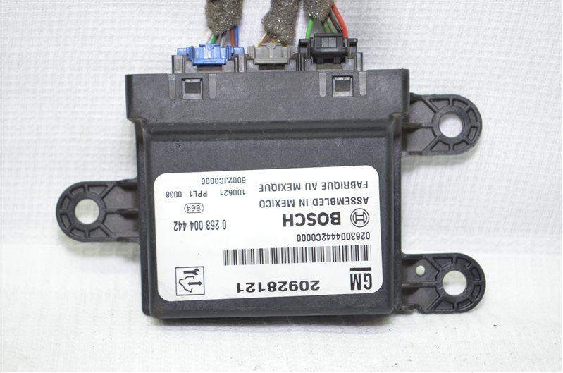 Блок управления парктрониками Opel Insignia 2.0 A20DTH 2010 (б/у)