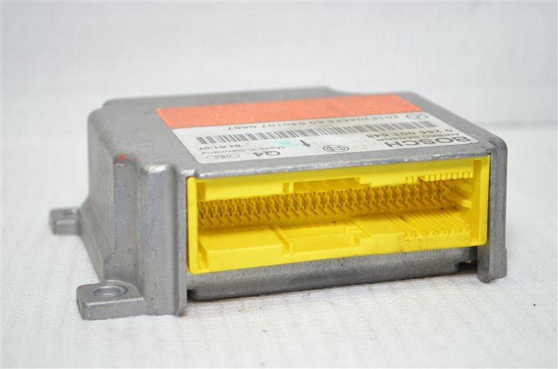 Блок управления подушками безопасности Mercedes C180 W203 1.8 KOMPRESSOR M271.946 2004 (б/у)