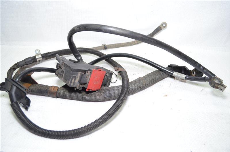 Клемма плюсовая с предохранителем Mercedes C180 W203 1.8 KOMPRESSOR M271.946 2004 (б/у)