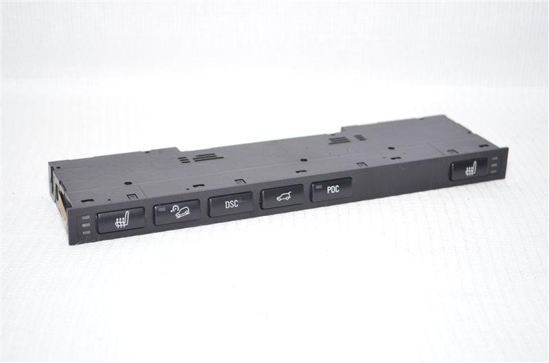 Блок управления подогрева сидения Bmw X5 E53 3.0 M54B30 2003 (б/у)