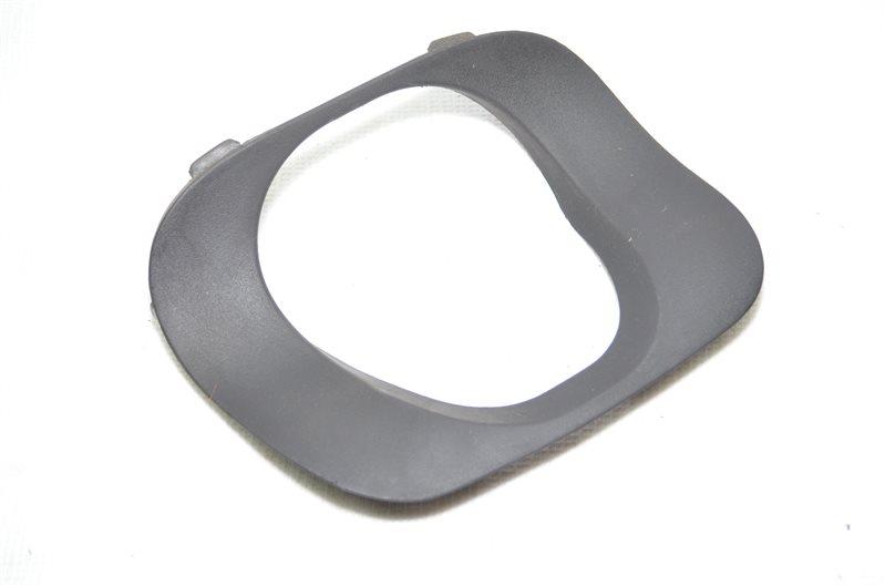 Заглушка бампера Bmw X5 E53 3.0 M54B30 2003 задняя правая (б/у)