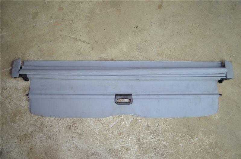 Шторка багажника Bmw X5 E53 3.0 M54B30 2003 (б/у)