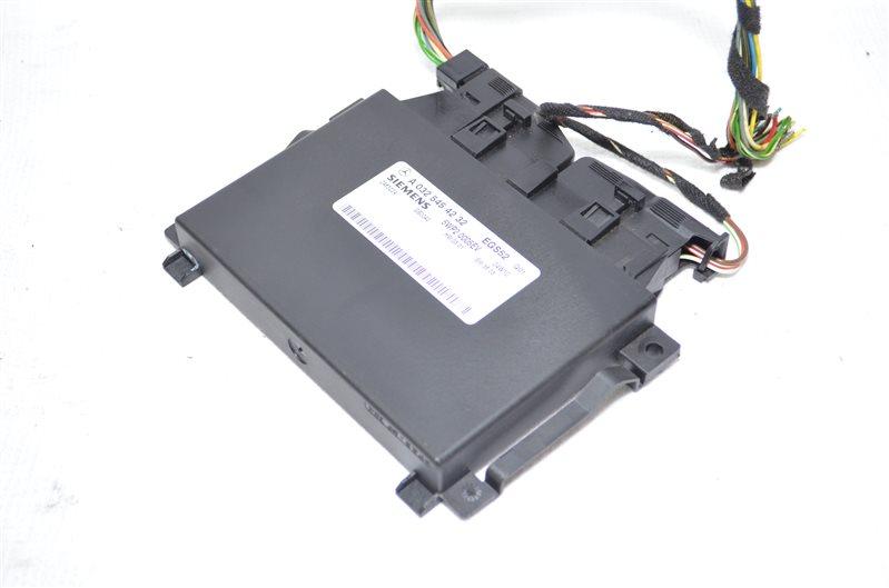 Блок управления акпп Mercedes C180 W203 1.8 KOMPRESSOR M271.946 2004 (б/у)