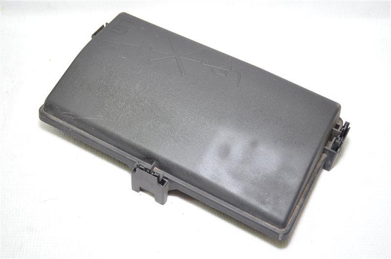Крышка блока предохранителей Opel Insignia 2.0 A20DTH 2010 (б/у)