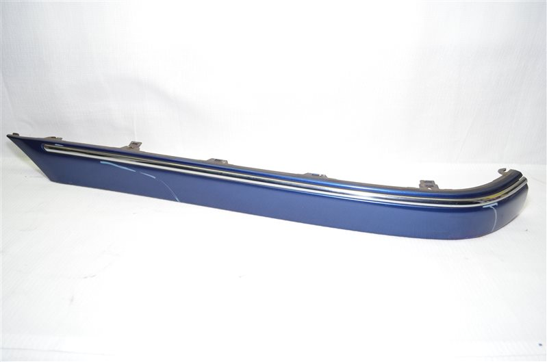 Накладка бампера Mercedes C180 W203 1.8 KOMPRESSOR M271.946 2004 задняя правая (б/у)