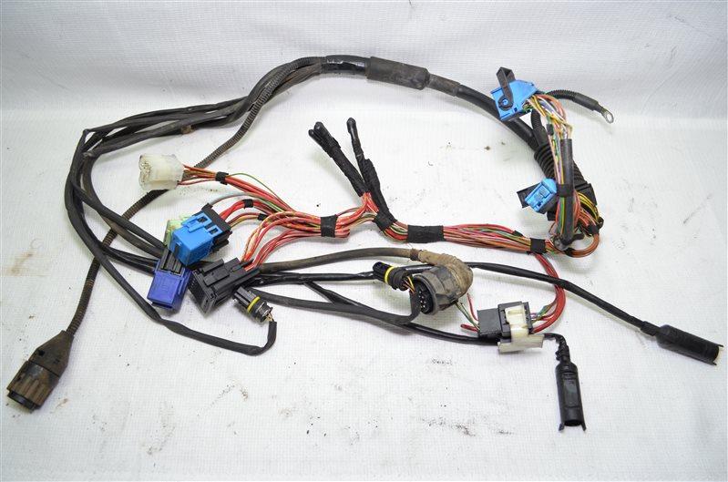 Проводка Bmw 325 E46 2.5 M54B25 2001 (б/у)