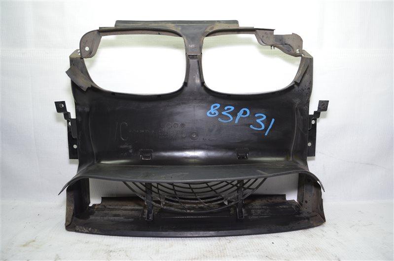 Воздуховод вентилятора радиатора Bmw 325 E46 2.5 M54B25 2001 (б/у)