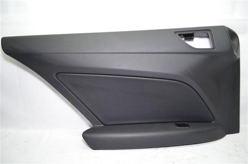 Боковая обшивка салона Mercedes E-Class C207 задняя (б/у)