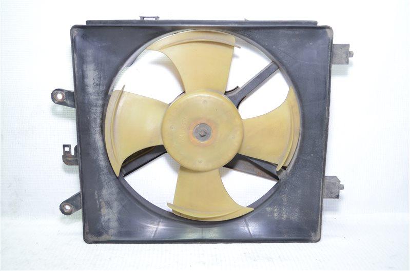 Вентилятор радиатора Honda Civic 7 (б/у)