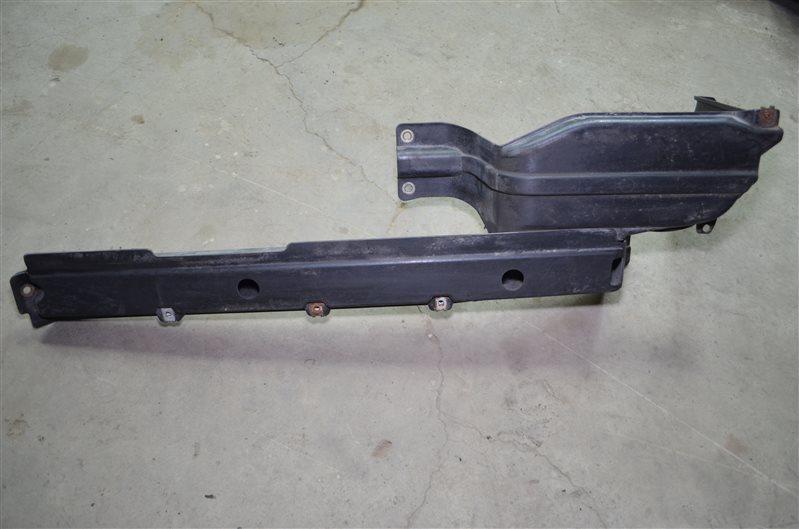 Защита топливного бака Bmw X5 E53 3.0 M54B30 2003 (б/у)
