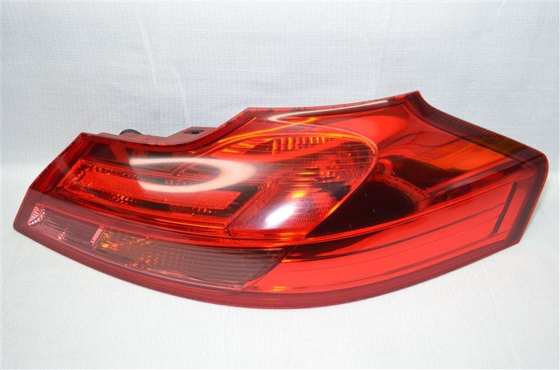 Фонарь Opel Insignia 2.0 A20DTH 2010 задний правый (б/у)