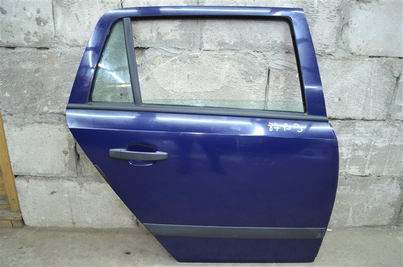 Дверь Opel Astra H 1.6 Z16XER 2007 задняя правая (б/у)
