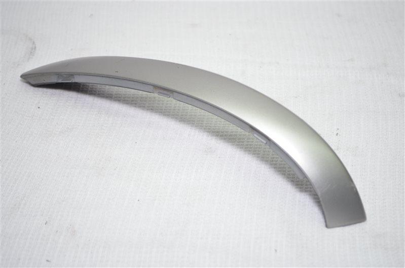 Накладка внутренней ручки Bmw X5 E53 3.0 M54B30 2003 задняя правая (б/у)