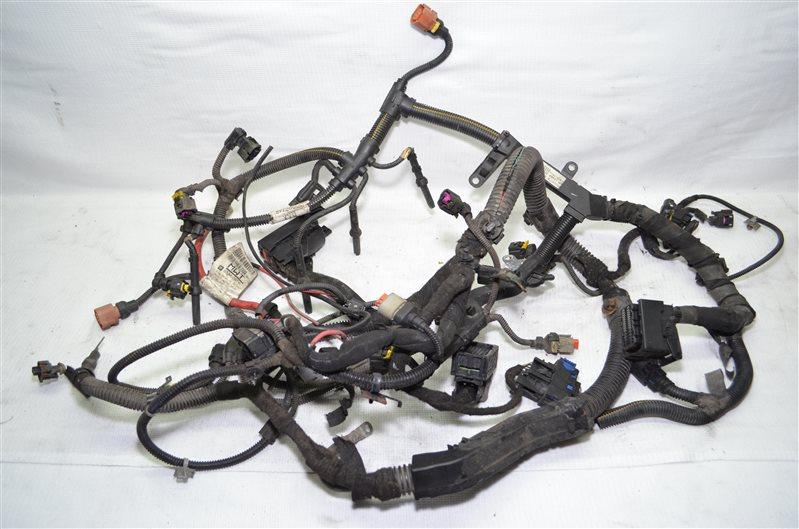 Проводка подкапотная Opel Insignia 2.0 A20DTH 2009 (б/у)