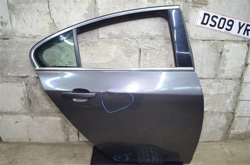 Дверь Opel Insignia 2.0 A20DTH 2009 задняя правая (б/у)