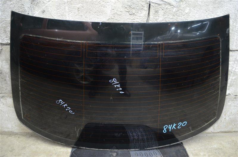 Стекло Mercedes C180 W203 1.8 KOMPRESSOR M271.946 2004 заднее (б/у)