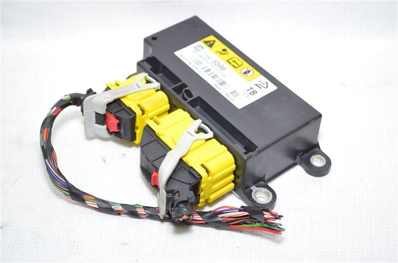 Блок управления подушками безопасности Opel Insignia 2.0 A20DTH 2009 (б/у)