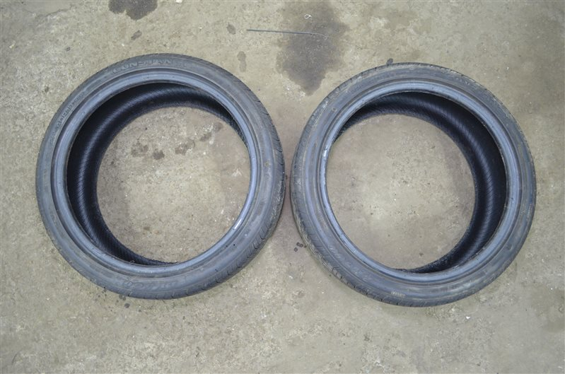 Резина Bmw 325 E46 2.5 M54B25 2001 (б/у)