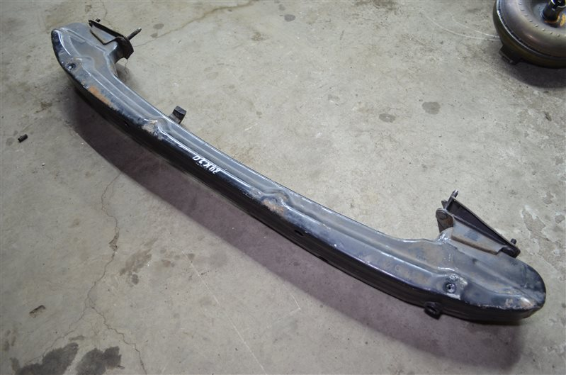 Усилитель бампера Mercedes C180 W203 1.8 KOMPRESSOR M271.946 2004 задний (б/у)