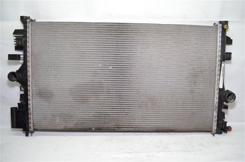 Радиатор двигателя Opel Insignia 2.0 A20DTH 2009 (б/у)