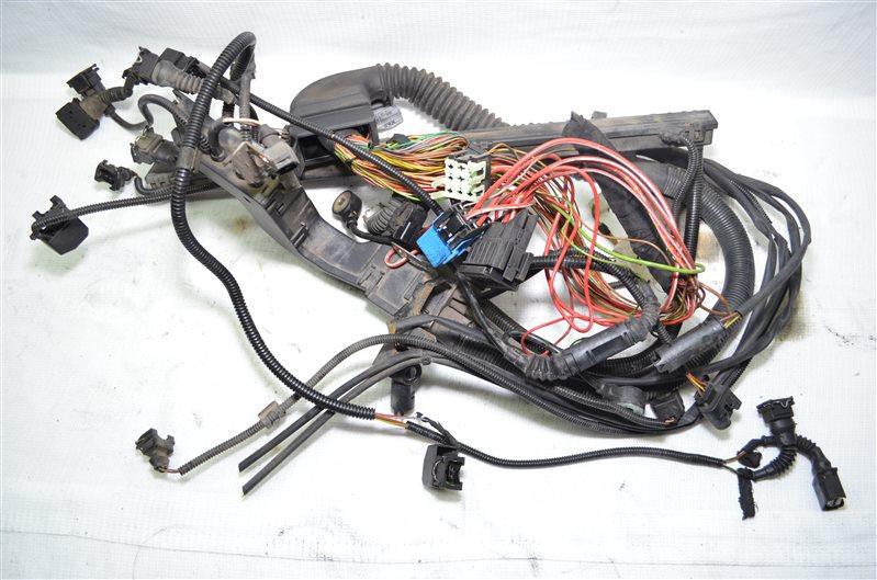 Проводка двигателя Bmw 523 E39 2.5 M52B25 1999 (б/у)
