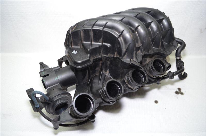 Впускной коллектор Volkswagen Passat B6 2.0 BVY (б/у)