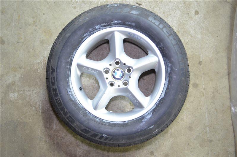 Запасное колесо Bmw X5 E53 3.0 M54B30 2003 (б/у)