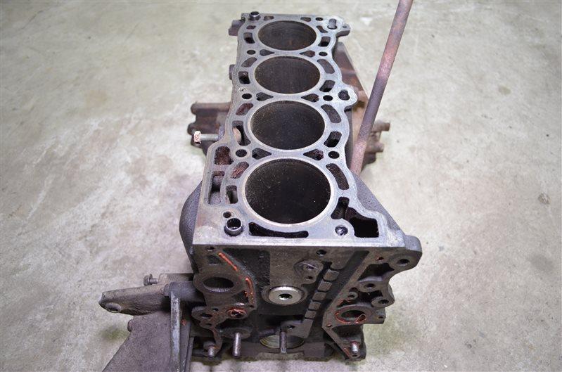 Блок цилиндров Nissan Almera 1.5 (б/у)