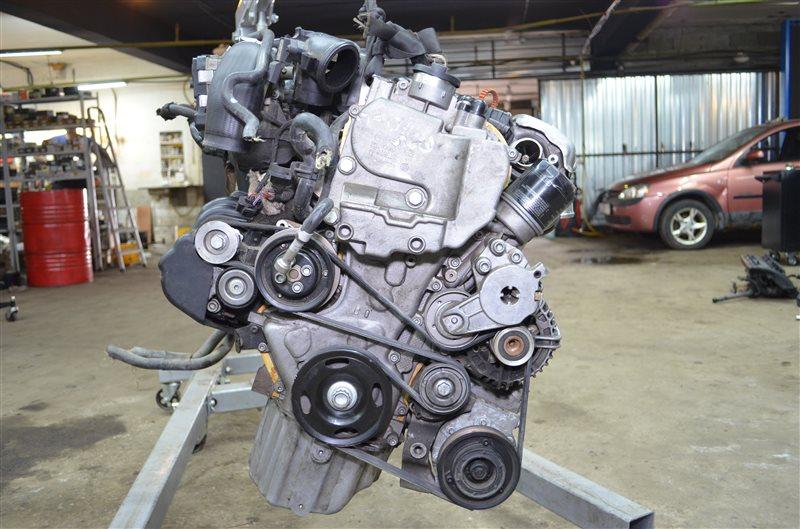 Двигатель Volkswagen Jetta 6 1.4 CAVA 2009 (б/у)