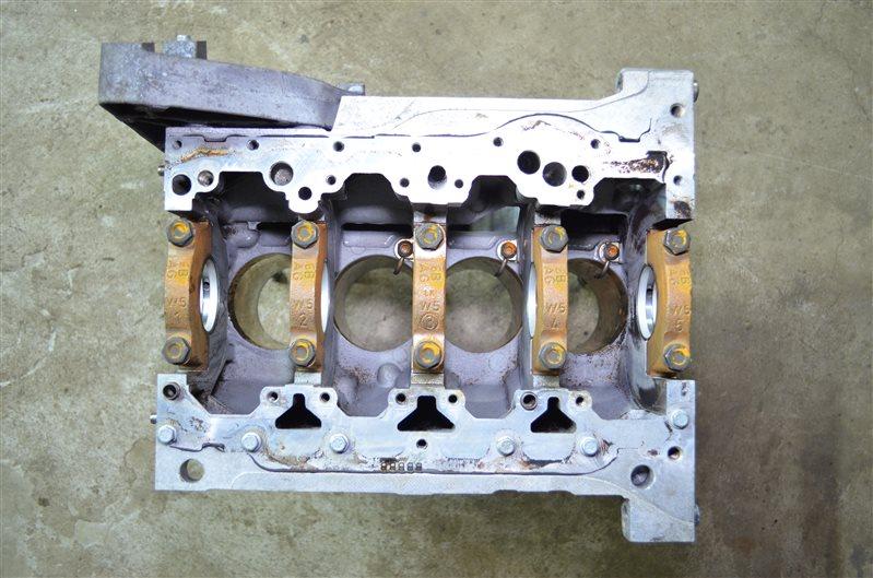 Блок цилиндров Volkswagen Passat B6 2.0 FSI BVY (б/у)