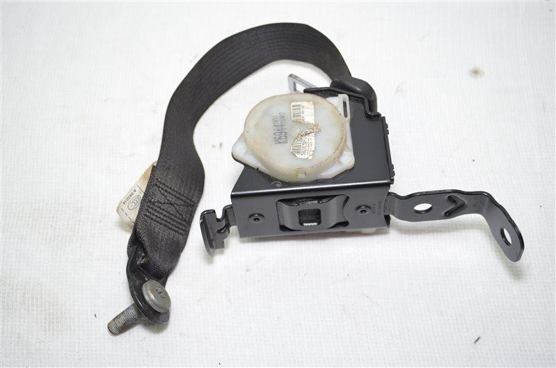 Ремень безопасности Opel Insignia 2.0 A20DTH 2009 задний (б/у)