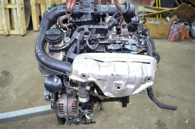 Двигатель Volkswagen Tiguan 1.4 TSI CAV 2009 (б/у)