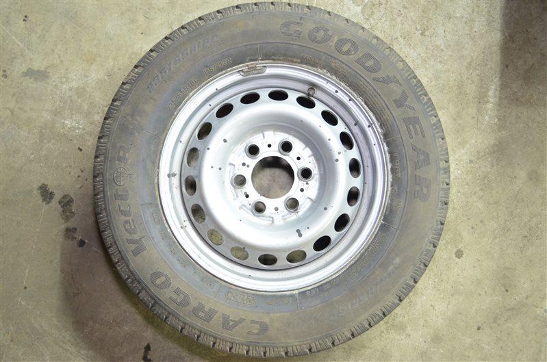 Запасное колесо Opel Insignia 2.0 A20DTH 2009 (б/у)