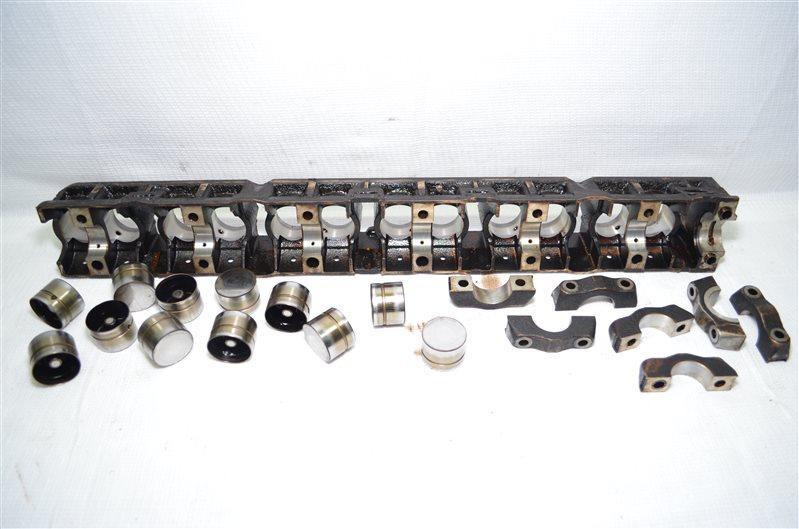 Постель распредвала выпускной Bmw 528 E39 M52B28 (б/у)