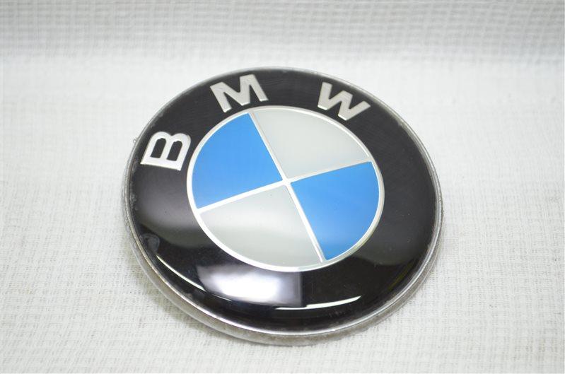 Эмблема (значок) на капот Bmw 523 E39 2.5 M52B25 1999 (б/у)
