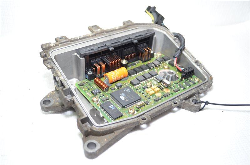 Электронная плата изитроник Opel Meriva A 1.6 Z16XE БЕЗ ABS (б/у)